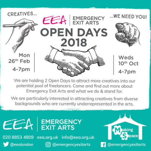 EEA Open Days 2018