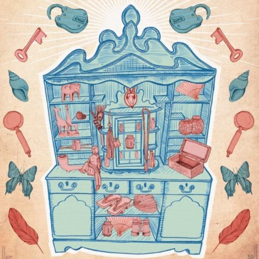 [CANCELLED] Biblio-Buzz presents: Tales for The Cabinet of Curiosity