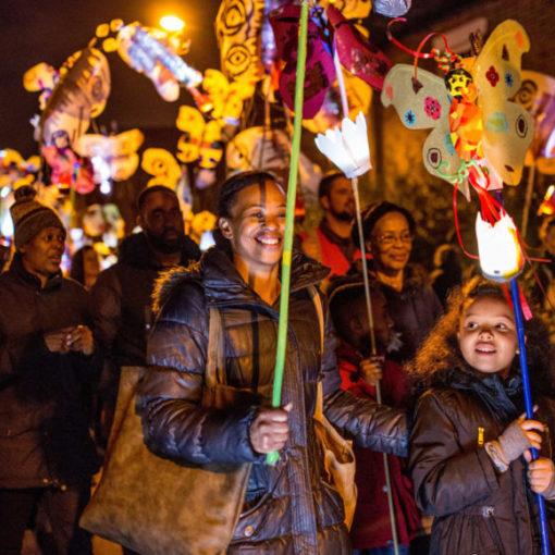 Eltham Lights Up 2019
