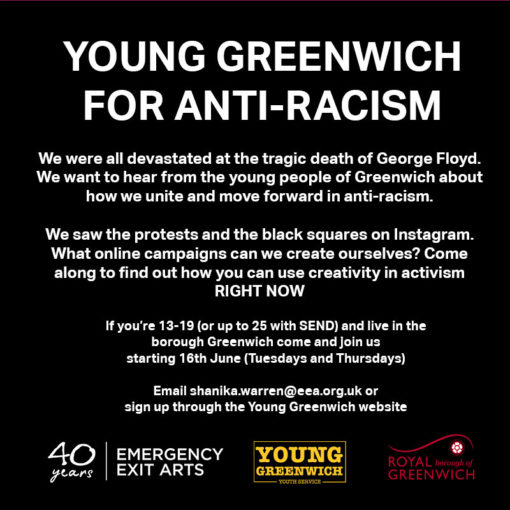 Young Greenwich for Anti-Racism