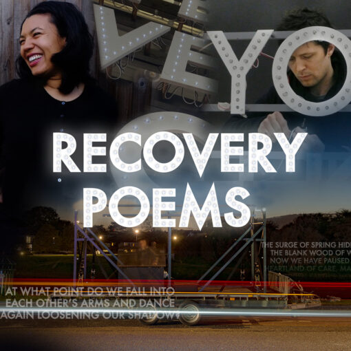 The Recovery Poems Tour