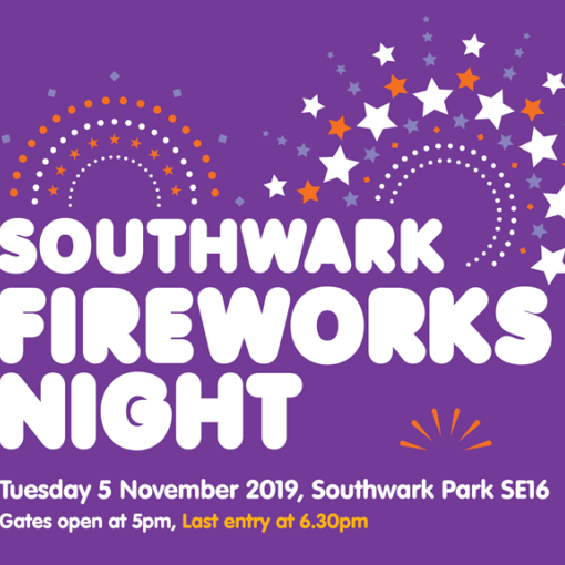 Southwark Fireworks Night 2019
