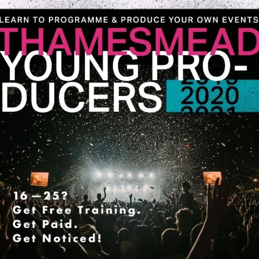 Thamesmead Young Producers Programme