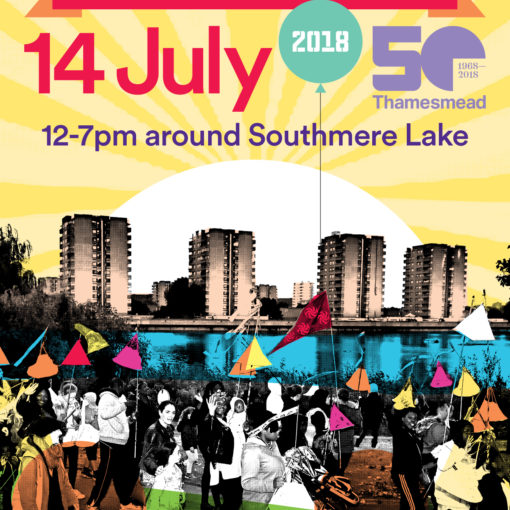 Thamesmead 50th Birthday Festival