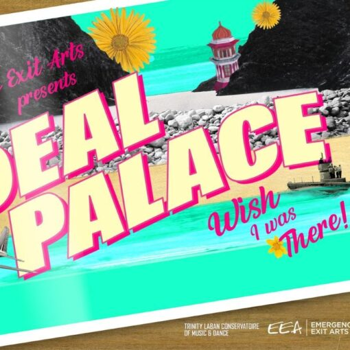 Ideal Palace And The Glitch