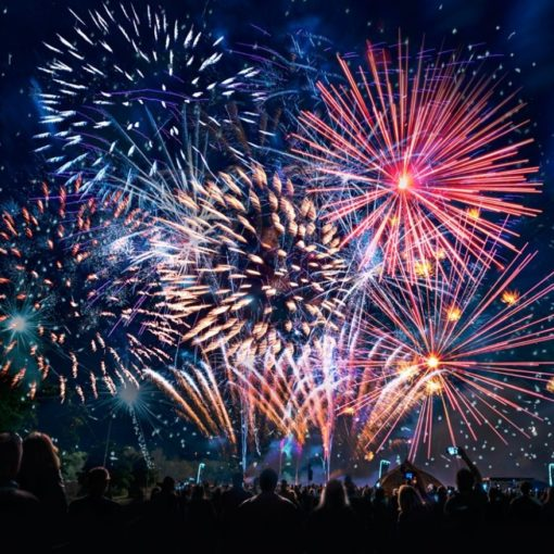 [FULLY BOOKED] Fireworks at the Point