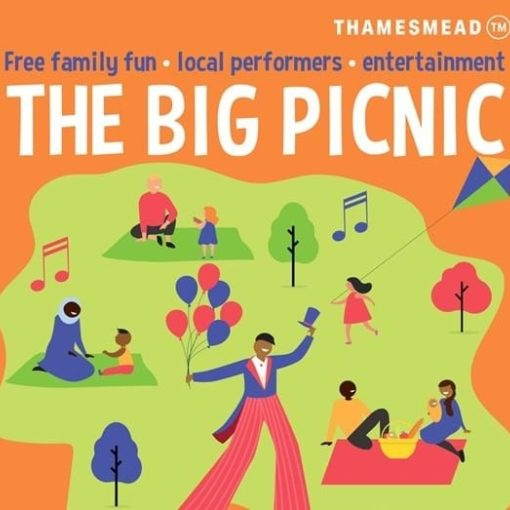The Big Picnic at Birchmere Park