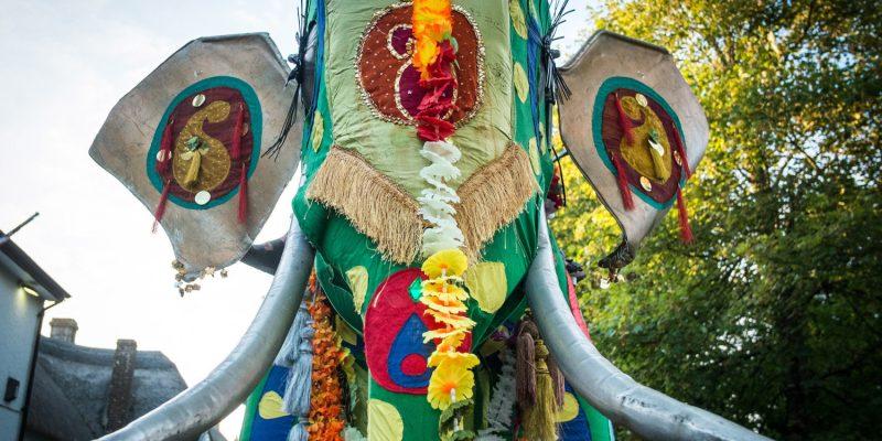 Mechanical Elephant