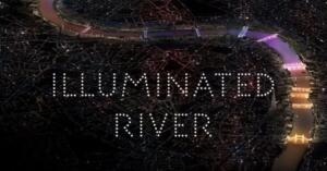 Illuminated River