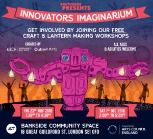 Innovators Imaginarium Workshop eflyer Nov 2018 WEB