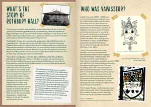 Whats the story of Rothbury Hall EEA2 copy
