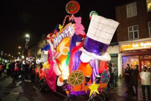 Eltham lights up 2016 gloriumptious fizzwizzards