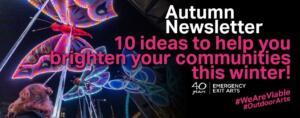 Newsletter image autumn 2020