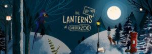 Chester Zoo Lanterns 2017