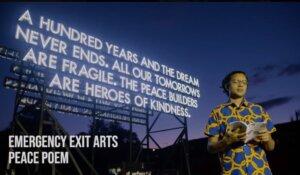 EEA Peace Poem Newham Unlocked