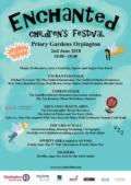 Enchanted Childrens Festival flyer back