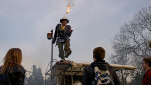 Dr Kronovators Fire Laboratory 3