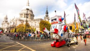 Lord Mayors Parade Roberta 3
