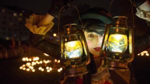 Madame Magnesia lamps