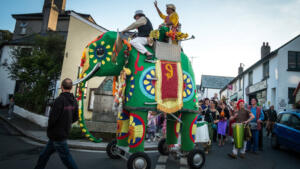 Mechanical Elephant 2