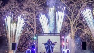 Pyrotechnic Performance 2