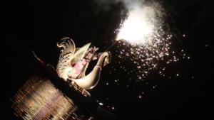 Pyrotechnic Performance 6