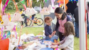 Thamesmead Festival 2017 Childrens Workshop