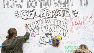 Thamesmead Festival 2017 Colour In Boards