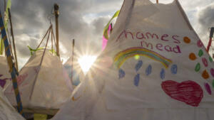 Thamesmead Festival 2017 Lantern