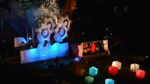 Winter celebrations in edinburgh 2