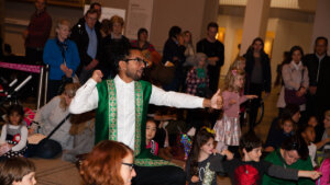 Diwali Storytelling at V&A Museum
