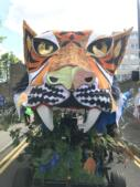 Boishakhi Mela 2017 Tiger Float