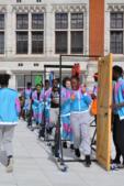 Street Theatre Squad V&A Museum