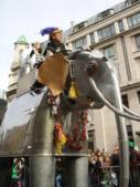 Mechanical Elephant 6
