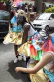 Newham Carnival 2017 Venitian Dancers