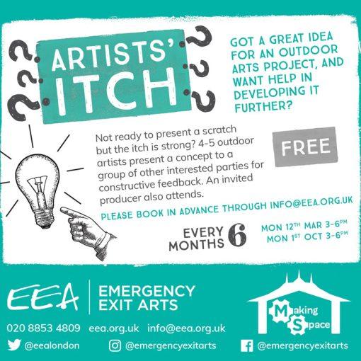 EEA Artists' Itch