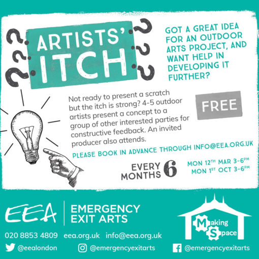 EEA Artists' Itch