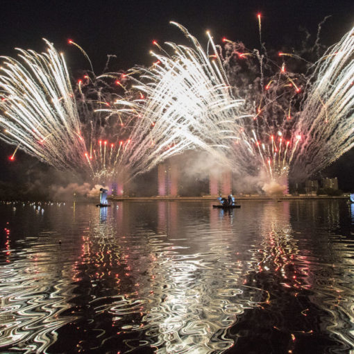 Thamesmead Festival 2017 Shortlisted for London First Awards