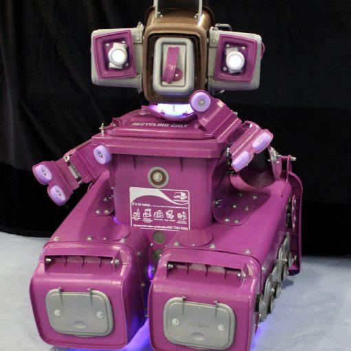 Binbot has a son!