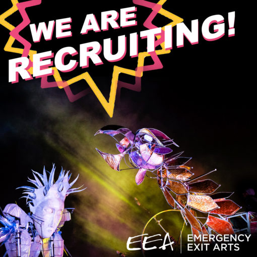 Wanted: Project & Events Manager