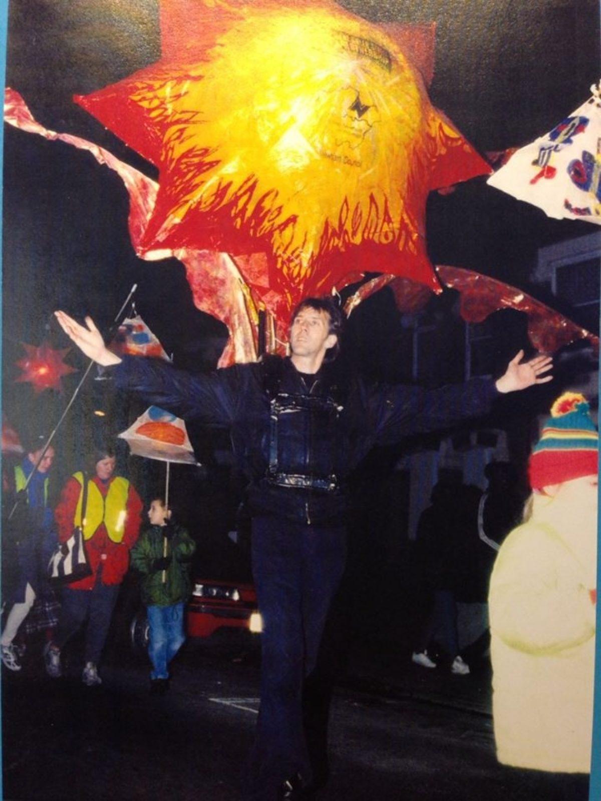 Richie in Runga Rung - 1998