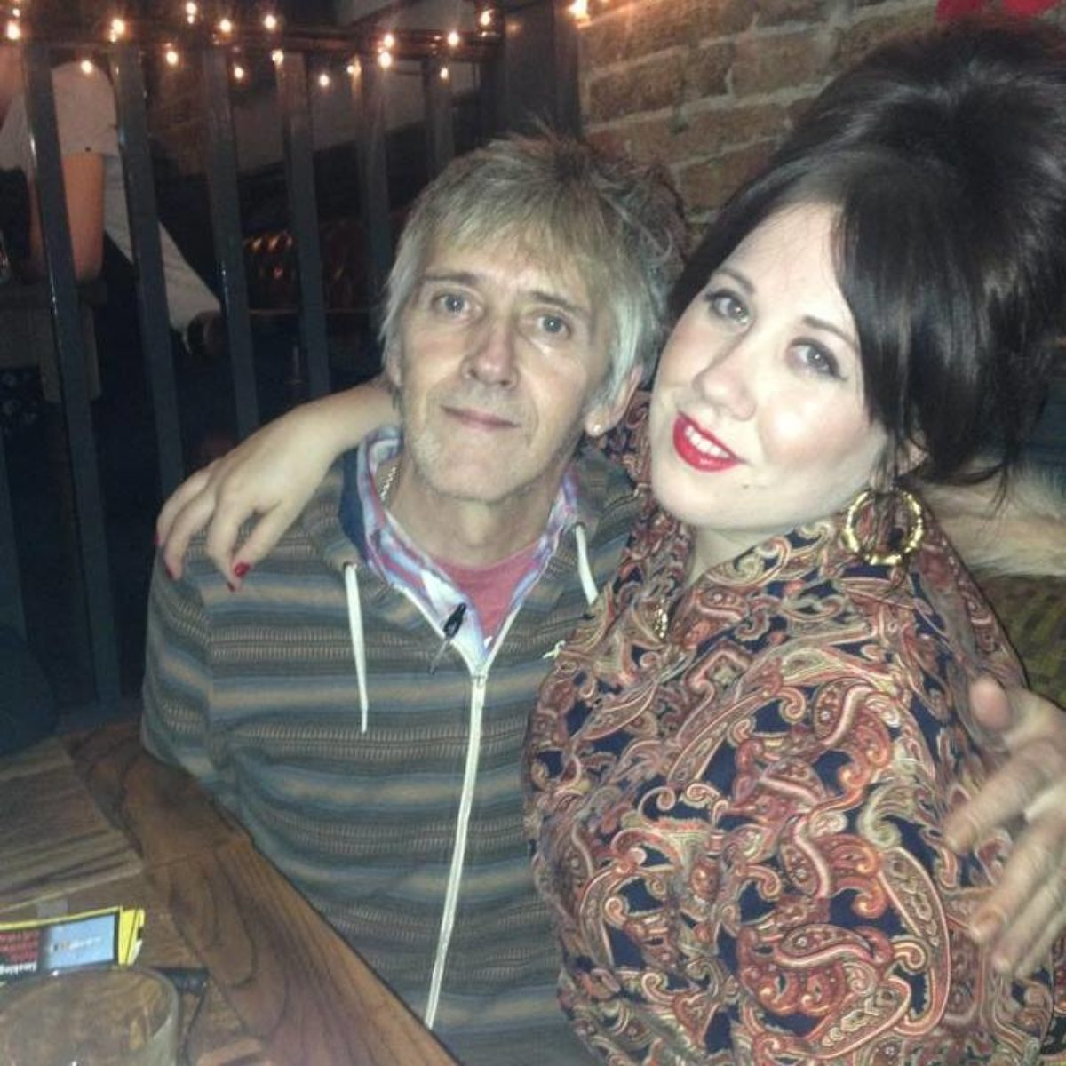 Richie and Molly 2013