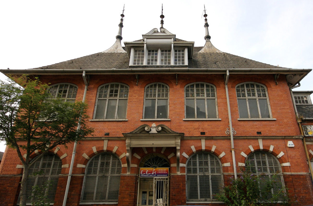 Rothbury Hall