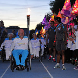 Paralympics Flame Festival