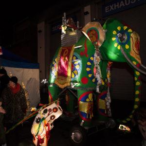 Greenwich Lantern Parade 71