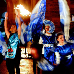 St Andrews Day Parade - image credit Gingercat Pictures