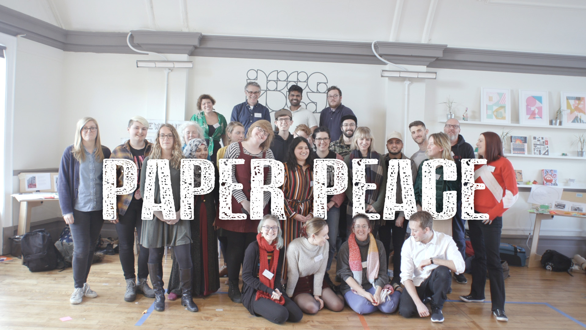 Paper Peace Young Producers