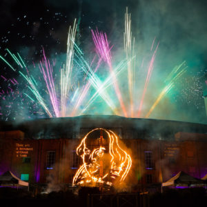 Shakespeare's 450th Birthday Fireworks @ RSC