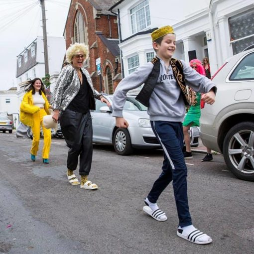 Distant Street Party 1
