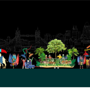 Design for Worshipful Company of Grocers - Lord Mayor's Show